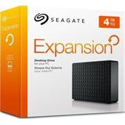 Seagate Expansion Desktop 4TB USB 3.0 3.5 inch