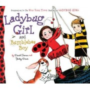 Ladybug Girl and Bumblebee Boy by David Soman
