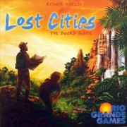Lost Cities The Boardgame