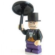 The Penguin with Umbrella - LEGO Batman Minifigure