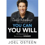 Daily Readings from You Can, You Will by Joel Osteen