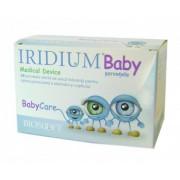 Iridium Baby Servetele sterile pentru bebelusi 28 bucati