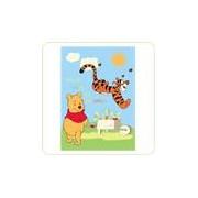Covor copii Pooh si Tiger 140x200 cm