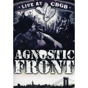 Agnostic Front - Live At Cbgb +Cd (0727361158026) (2 DVD)