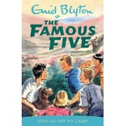 Five Go off to Camp: Book 7 by Enid Blyton