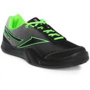 Reebok Athletic Run 2.0 Men's Black and Green Running Shoes