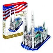 Cubic Fun MC103H - 3D Puzzle La Cattedrale di San Patrizio New York Usa