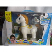 Smart r/c robert pony electronic toys