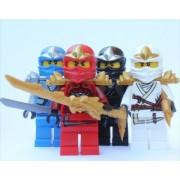 LEGOÃ'® NinjagoTM 4 ZX Ninjas - Kai, Cole, Jay & Zane ZX by LEGO