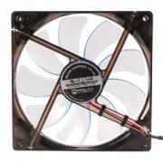Ventilator 140 mm Prolimatech Blue Vortex 14 LED (Quad Sapphire Blue LED)