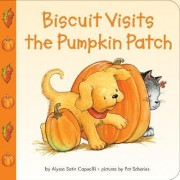 Biscuit Visits the Pumpkin Pat by Alyssa Satin Capucilli
