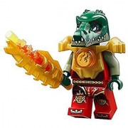 LEGO Legend of Chima Fire Armor Cragger of the Croc Tribe