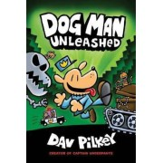 The Adventures of Dog Man: Unleashed by Dav Pilkey