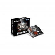 ASRock Motherboard Mini ITX DDR4 LGA 1151 H110M-ITX/AC