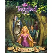 Disney Tangled Magical Story with Amazing Moving Picture Cover