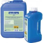 Mikrobac Dent(Concentrat) - Dezinfectant al Sistemelor de Aspiratie Stomatologica sau Chirurgicala 5L
