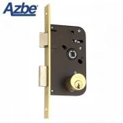 Cerradura para embutir AZBE 50 60 mm
