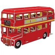CubicFun S3011H Double Decker Bus Puzzle