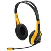 Casti Audio SK 644 S Cu Microfon Galben TREVI