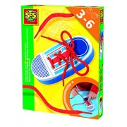 Ses Creative I Learn To Tie Laces Kit