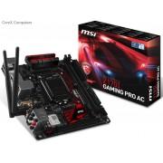 MSI Intel Z170I Gaming Pro AC Z170 Chipset LGA 1151 Motherboard