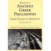 Readings in Ancient Greek Philosophy by S. Marc Cohen