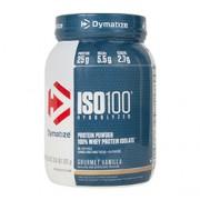 ISO-100 HYDROLYSED 100% MOLKENPROTEIN (Gourmet Vanille) 726g
