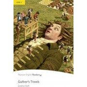 Level 2: Gulliver's Travels Book and MP3 Pack by Jonathan Swift