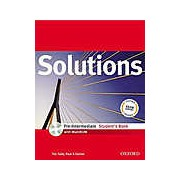 Solutions Pre-Intermediate Student's Book with MultiROM Pack