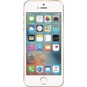 Telefon Mobil Apple iPhone SE 32GB Gold Bonus Folie Sticla EcoGlass iPhone