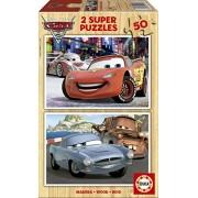 Educa 14936 - 2X50 Cars 2