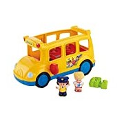 Fisher-Price Little People School Bus