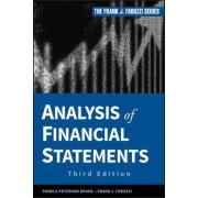 Analysis of Financial Statements by Pamela Peterson Drake