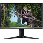 Lenovo Y27f 27 FullHD IPS Curved Gaming Monitor 16:9 4ms, 144Hz, AMD FreeSync™, 300cd/m2, HDMI, Display Port, Black