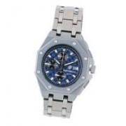 Smith & Wesson Titanium Chronograph Watch Blue SWW-10