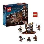 LEGO Pirates of the Caribbean The Captain's Cabin 95pieza(s) - juegos de construcción (Película, Multicolor)