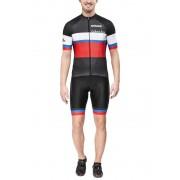 Bikester Bioracer Classic Race Jersey korte mouwen zwart S 2017 Fietsshirts korte mouwen