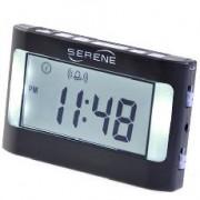 VA-3 - Sveglia digitale da viaggio con allarme sonoro/vibrazione incorporato