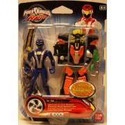 Power Rangers - 31182 - RPM - Battlize-Up - Lion Ranger - Azul - 10 cm