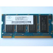 NANYA - Mémoire vive - SO DIMM 200 broches - 512 Mo - DDR - 333 MHz - PC2700S-25330 - CL2.5
