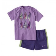 Nike GFX Mixed Two-Piece (3-36 months) Infant/Toddler Set