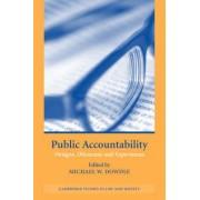 Public Accountability by Michael W. Dowdle