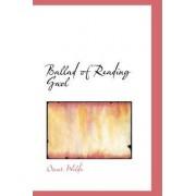 Ballad of Reading Gaol by Oscar Wilde