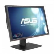 Asus - PA248Q - PA248Q - 24.1 inch - LED - 1920 x 1200 pixeli - 16:10 - 300 cd/m² - 6 ms - Dimensiune punct 0.27 mm - D-Sub - DVI - HDMI - Display Port - USB - Negru