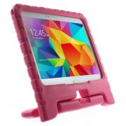 Capa Ideal para Crianças para Samsung Galaxy Tab 4 10.1, Galaxy Tab 4 10.1 3G, Galaxy Tab 4 10.1 LTE - Rosa Escuro