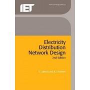 Electricity Distribution Network Design by E. Lakervi