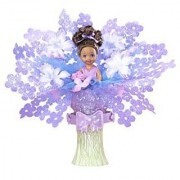 Barbie Every Girls Dream Kelly Flower Girl Doll Purple