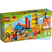 LEGO DUPLO Nagy építkezés 10813