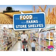 How Food Gets from Farms to Store Shelves by Erika L Shores