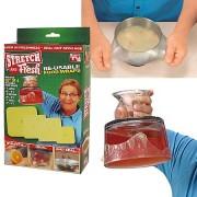 Silikónové fólie na potraviny Stretch and Fresh